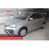 Nuevo Toyota Etios Xs Xls X Platinum Plan De Ahorro Con 0%