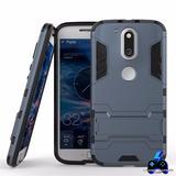 Capa Capinha Anti Impacto P Celular Motorola Moto G4 Plus