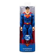 Superman Figura Articulada 30cm Original Dc 68700