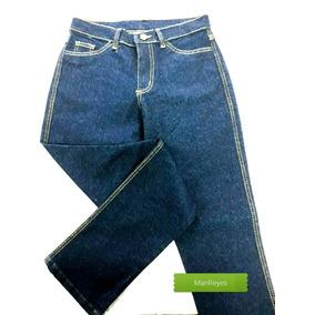 Pantalón Jeans Industrial De Dama Strech
