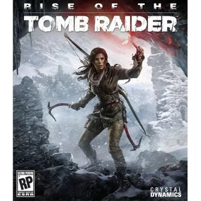 Rise Of The Tomb Raider Pc - ( Mídia Digital )
