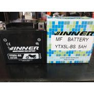 Bateria Ytx5l Bs Winner Gel Oferta