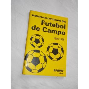 f5786e62234db Regras Oficiais Do Futebol Fred Mello - Livros no Mercado Livre Brasil