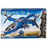 Mega Bloks De Halo Azul De La Serie Falcon