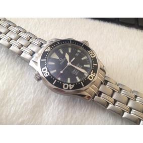 42a941bab04 Omega Seamaster 300 Quartz - Joias e Relógios no Mercado Livre Brasil