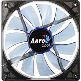 Cooler Fan Led Gabinete Gamer Azul 140mm 14cm Aerocool