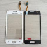 Tela Vidro Touch Samsung Galaxy Ace 4 Lite Duos G313 Branco