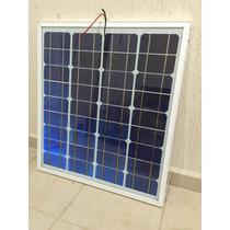Panel Solar 45 Watts 12 Volts Fotoceldas Policristalinas.