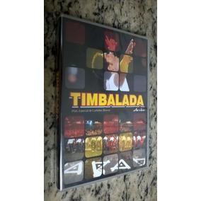 Dvd Timbalada - Ao Vivo - Dvd Original Novo E Lacrado