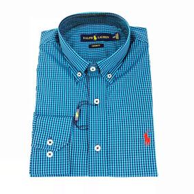Camisa Barcelona Verde Piscina - Camisa Masculino no Mercado Livre ... b1fa226c8c1