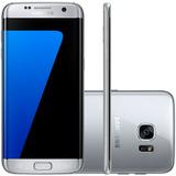 Celular Samsung Galaxy S7 Edge G935f Tela 5.5 Prata + Nf-e