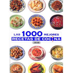 1000 Recetas De Cocina En Formato Digital