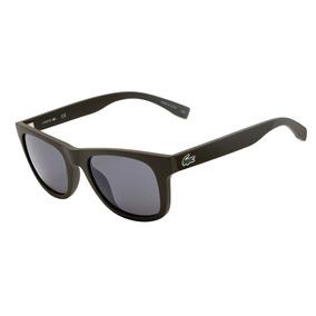 Lacoste L 790s - Óculos De Sol 317 Verde Fosco/ Preto -