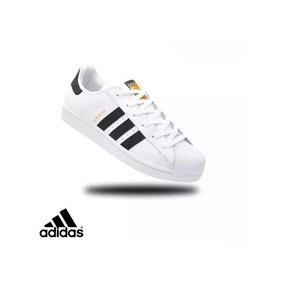 73858416845 Tenis adidas Originals Superstar 80s Branco - Original