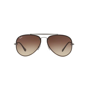 411d5aac5d7a3 ... Degradê Tam 61 · Ray-ban Aviador Blaze Rb3584n 004 13 Bronze Lente  Marrom Deg
