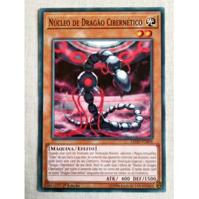 Yu-gi-oh! Núcleo De Dragão Cibernético Comum