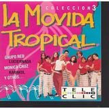 Cd La Movida Tropical Nro 3 Karakol Luciernaga Los Dinos