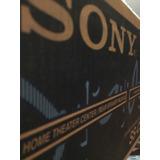 Bocinas Sony Teatro En Casa Sscr-195