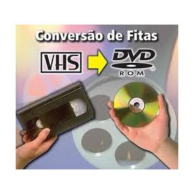 Converte De Vhs Para Dvd