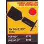 Corta Ladrillos Con Protector 9x19x3 Black Jack F271
