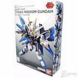 Sd Gundam Ex-standard 006 Strike Freedom   Original Bandai