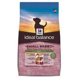 Alimento Hills Ideal Balance Canino Adulto Small Bites Libre