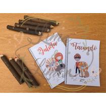 Cuadernos Personalizados Signos Del Zodiaco - Unicos!!