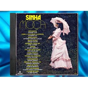 Cd Novela Sinhá Moça Nacional 1986 - Trilhas & Afins