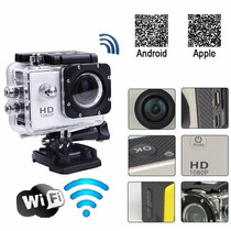 Action Cam Go Sports Pro Full Hd 1080p Prova Dágua 30m Wi-fi