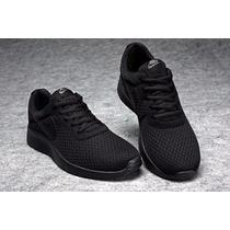 Tenis Nike Tanjun Negro Total Caballero Oct 2016