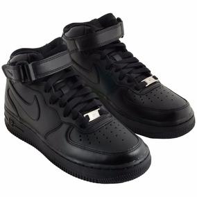 Nike Air Force 1 Mid Bota Cano Alto Swag Sneaker Basquete