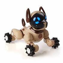 Cachorro Robo Chocolate - Chip O Adoravel Cão Robo