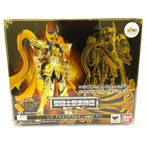 Cdz: Cloth Myth Camus Ex God Soul Of Gold - Bandai