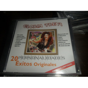 Cd Gloria Trevi 20 Exitos Originales