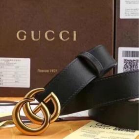 Cinto Feminino Gucci - Original - Importado - Couro Legítimo