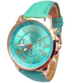 Relógio Unissex Marca Geneva Promoção
