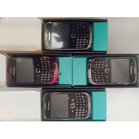 Blackberry Curve 9300 3g Nuevos, Liberados + Chip At&t