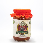 Salsa Roja De Xoconostle Artesanal 250g
