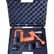 Maquina Kit Button Maleta Master 1  Tamanhos 25mm Ate 55mm