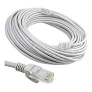 Cable De Red 30 Metros Utp Wifi Internet Router Tv Ps4