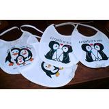 Pack De Baberos K Pingïnos Kirchneristas X4