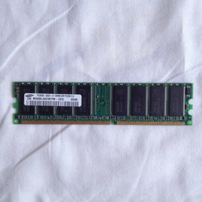 Memoria Ram Ddr Pc3200 256mb Samsung