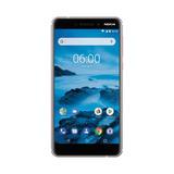 Telefono Celular Nokia 6.1 Gris - Android One