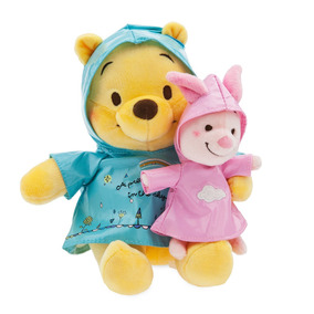 Set Peluches Winnie Pooh Y Puerquito Disney Store