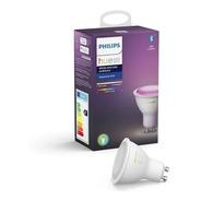 Philips Hue Lámpara Led Individual Colores 5.7w Gu10 Nuevo