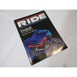 Revista Come Ride Motos Coleccionable Honda Del Año 92 Cb750