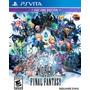 World Of Final Fantasy Ps Vita ¡ganga!