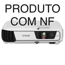 Projetor Epson 3600 Lumens Hdmi Wireless X-36+