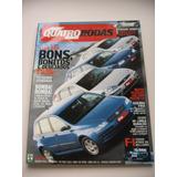 Revista Quatro Rodas Ano 44 Nº 523 Fev 2004 - Bons, Bonitos
