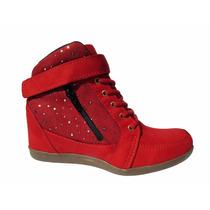 Tênis Feminino Sneaker ! Preço De Fábrica ! Frete Grátis